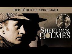 Sherlock Holmes - Der tödliche Kriket Ball (1955) [Krimi] | Film (deutsch) - YouTube