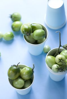 Green Tomatoes | Dolce Vita Blog