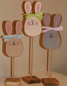 Twiddle Thumbs: Easter Wood Craft Classes