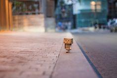 Amazon.co.jp LTD Cyborg Revoltech Danboard Robot Box Man