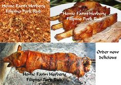 Filipino Pork Rub, Order now, FREE sh..., Food items in Hart County
