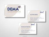 © designstuuv.de | 2015 Gestaltung und Druck Visitenkarten DEMA Sicherheitssysteme | Mehr zu DEMA auf unserer Homepage