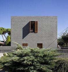 Gallery of House 804 / H Arquitectes - 1