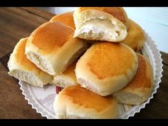 Hot Dog Buns, Hot Dogs, Carne, Food And Drink, Tasty, Bread, Cheese, Baking, Breakfast