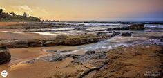 HDR photography of Mooloolaba beach. www.andrebrown.photography