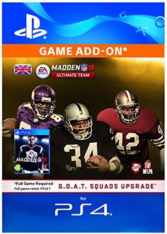Madden Nfl, Ps4 Games, Football Helmets, Video Games, Check, Videogames, Video Game