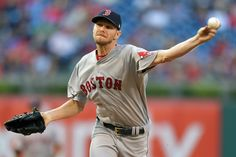 PHILADELPHIA, PA - JUNE 15: Starting pitcher Chris Sale #41 of the Boston Red Sox delivers a pitch in the second inning against the Philadelphia Phillies at Citizens Bank Park on June 15, 2017 in Philadelphia, Pennsylvania. (Photo by Drew Hallowell/Getty Images)