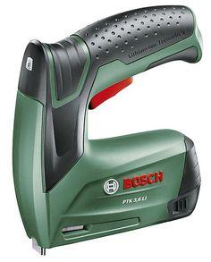 Häftpistol Bosch PTK 3,6 V LI