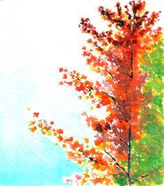 An October Monday by JustinChristenbery on DeviantArt October, Deviantart, Portrait, Abstract, Artwork, Artist, Painting, Summary, Work Of Art