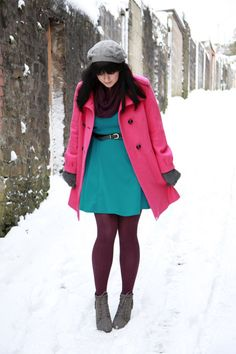 such a cute winter outfit