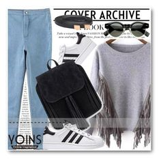 """""""Yoins !!"""" by dianagrigoryan ❤ liked on Polyvore featuring yoins"""