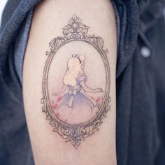 40 Tattoos for Women of All Ages Alice in Wonderland by Anzo Bad Tattoos, Trendy Tattoos, Future Tattoos, Unique Tattoos, Sleeve Tattoos, Tattoos For Women, Small Tattoos, Tatoos, Form Tattoo