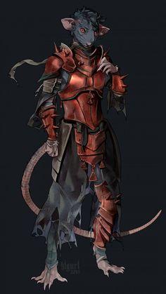 /tg/ - Ratfolk Culture and Development Thread - Traditional Games Fantasy Races, High Fantasy, Fantasy Rpg, Fantasy Artwork, Warhammer Fantasy, Character Concept, Character Art, Concept Art, Dnd Characters