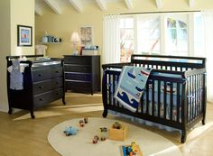 USA Baby of Las Vegas, NV, likes   the DaVinci's Emily crib for grandma's house. An exceptional value at under $200, it converts from a crib to a full-size bed, so the child will always have a place to stay while visiting. Stop by today and pick one up for grammy.