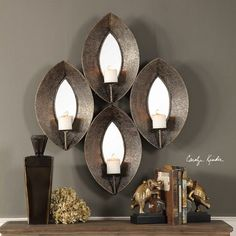 Candle holders and s