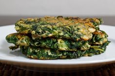 They are so good! If you want to get your kids to try spinach but need a good recipe this is great!