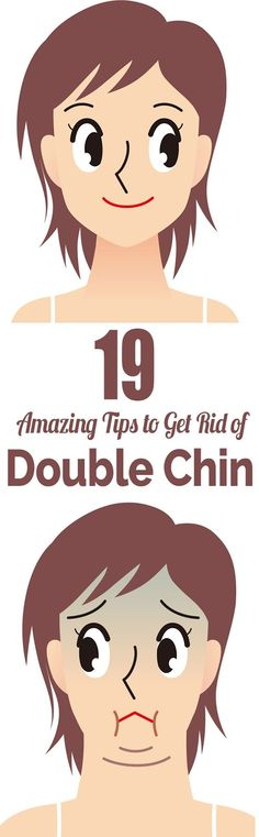 19 DIY Home Remedies For Double Chin | Health Me Up