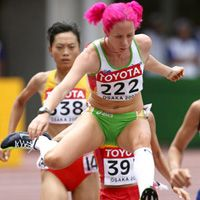 Aussie Olympian Selling Tattoo Space on Her Ankle