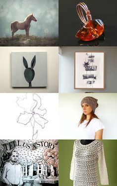 Eileen by Elsa Pakopoulou on Etsy--Pinned+with+TreasuryPin.com