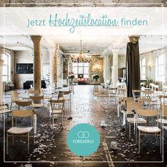 Die perfekte Location für die Hochzeit mit Foreverly finden.