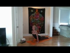 """Alt Life Yoga Online Episode 5 - """"Sangha of an Open Heart"""" Free 30 minute yoga flow, vinyasa style heart opening class building to wheel pose (Urdva Dhanurasana) and talking about the power of connection with our community - our sangha."""