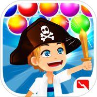 Bubble Land Pirates: Junior King Treasure Shooter by RisingHigh Studio