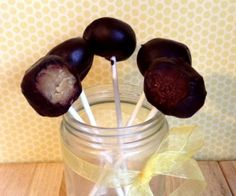Chocolate and Vanilla Cake Pops Recipe | Paleo inspired, real food