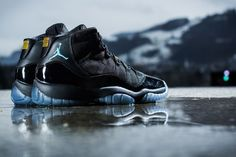 96a56232b591 Releasing  Air Jordan 11 Retro Gamma Blue Latest Sneakers