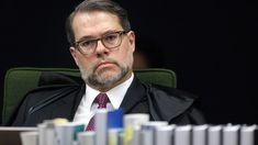 Prazo para avaliar ação sobre sucessão da Presidência não começou, diz Toffoli