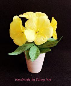 Australian Rhododendron Flowers - Cách làm hoa Đỗ Quyên Úc