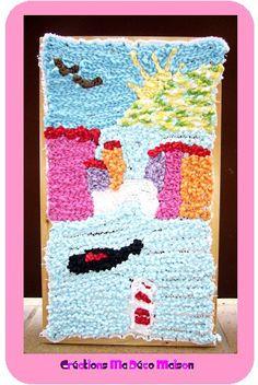 Venice Crochet Picture| Créations Ma Déco Maison