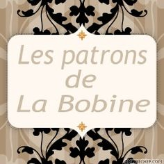 Link to freee patterns from La Bobine (in french) Blog Couture, Diy Couture, Creation Couture, Couture Sewing, Couture Fashion, Diy Fashion, Sewing Hacks, Sewing Tutorials, Sewing Crafts