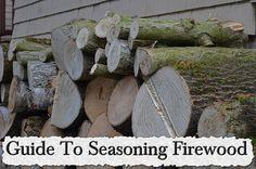 Guide To Seasoning Firewood