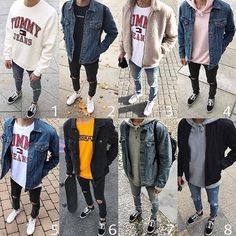 8 dicas de looks pra usar na faculdade! Stylish Mens Outfits, Cool Outfits, Casual Outfits, Men Casual, Teen Boys Outfits, Uni Outfits, Grunge Outfits, Simple Outfits, Tomboy Fashion