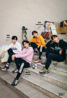 Jung Woo, China, Kpop, Winwin, Taeyong, Jaehyun, Nct 127, Nct Dream, Boy Groups