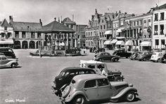 Grote Markt omstreeks 1955
