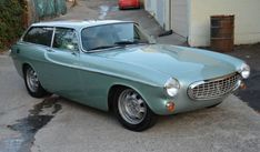 S2000 Powered: 1973 Volvo 1800ES Maintenance of old vehicles: the material for new cogs/casters/gears/pads could be cast polyamide which I (Cast polyamide) can produce