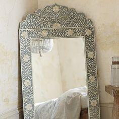 Maya Inlay Mirror