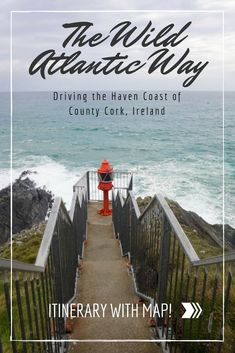 The Wild Atlantic Way is a must-do experience when in Ireland. But it can be hard deciding where to start, and what to see if you're short on time! Check out our 2-day self-drive Wild Atlantic Way itinerary of the Haven Coast in County Cork, Ireland.