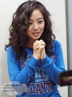 Moon Chae Won at Birthday celebration by fans 2010 Nov 13