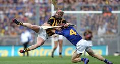 For those of you were at Croke Park, or watching it on television, this is an absolute treat. Marty Morrissey and Donal Óg Cusack commentate on the final moments of Sunday's All-Ireland hurling final between Kilkenny and Tipperary. Croke Park, Finals, Ireland, Irish, In This Moment, Baseball Cards, Running, Sunday, Summer