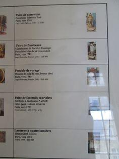Musée Carnavalet Paris IV. - Salle 55; Boudoir Louis XVI. (Salon Ovale)