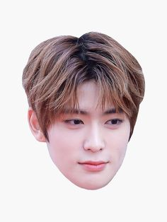 'Jaehyun NCT Head' Sticker by NayruBlue <br> Sticker Cute Pastel Wallpaper, Cute Emoji Wallpaper, Pop Stickers, Valentines For Boys, Jung Jaehyun, Jaehyun Nct, Nct Taeyong, Meme Faces, Nct Dream