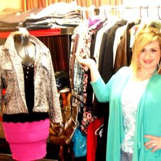 """😃 Meet Me, Barbie, and my """"Closet"""" 😃 I have GOT to be one of Poshmark's hugest fans! My husband has even set me up racks, totes, display tables, and I can't forget about """"Barbie"""", my amazing mannequin! I have clothes galore and enjoy spending my spare time posting and making new friends on Posh! I'm Ashley, 27. I homeschooled, graduated early, and became a nurse in '04. Since I started Posh last May, I no longer work. I'm able to supplement my income and stay home with my wonderful kids…"""