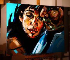 oil on canvas, 81x100cm, 2015