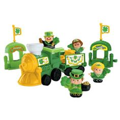 St. Patricks Day Parade Play Set - Fisher Price Online Toy Store. $25