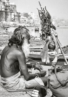 Varanasi is my home!