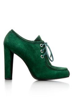 fall 2012, Stuart Weitzman, shoes, boots + booties, high heels, green