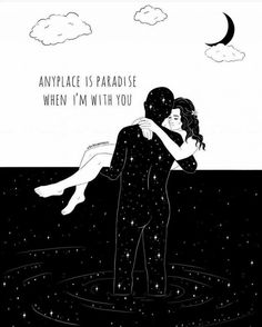 Bold And Erotic Illustrations That Depicts The Lively Side Of Love Dark Love, My Love, Love Illustration, Couple Art, Relationship Quotes, Relationships, Love Art, True Love, Gemini