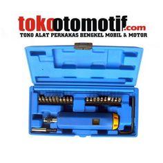 Kode : 07070060401 Nama : Adjustable Torque Screwdriver set Merk : American Tool Tipe : (4-10 N.m) 23 Pcs Status : siap Berat Kirim : 1 kg
